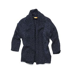 This waffle cardigan (Joe Fresh) makes me yearn for stone fireplaces and apple cider. For only twenty bucks, this sweater could be yours. Wear with an inside the waistband holster.