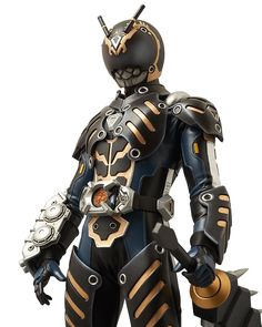 Kamen Rider Alternative Zero, from Kamen Rider Ryuuki