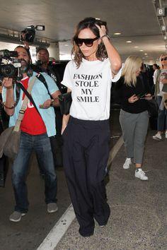 Victoria Beckham a Los Angeles