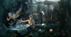 #secondlife The Enchanted Mermaids - https://secondsocial.eu/the-enchanted-mermaids/