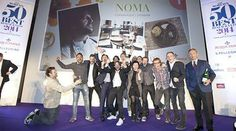 WORLD'S 50 BEST RESTAURANTS 2014: HERE IS THE FULL LIST. The big night is over and the list is in. René Redzepi from Noma in Copenhagen is again at the top of the World's 50 Best Restaurants list for 2014, an event sponsored by S.Pellegrino and Acqua Panna. http://www.finedininglovers.com/blog/news-trends/50-best-restaurants-list-2014/ #50BestRestaurants #BestChefsintheWorld #London #TheRocaBrothers #ReneRedzepi #MassimoBottura