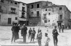 plaza de la villa belchite 1912-13