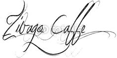 Stock photo available for sale at Fotolia: Zivago Caffe © morgan capasso © 2013