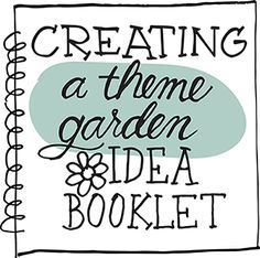 Theme garden workshop!