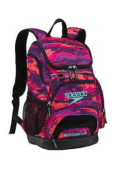 Speedo Teamster Backpack 25L Team