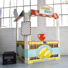Snack Shack by Build a Dream Playhouses