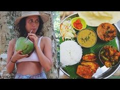 What I Ate in India?!