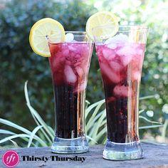 Thirsty Thursday: Skinny Blackberry Mojito