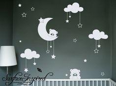 Çocuğunuz için şirin duvar dekarosyonu..