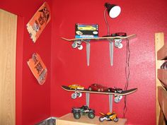 Skateboard / BMX Bedroom