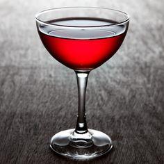 french martini: 2 oz vodka, 1.75 oz pineapple juice, 0.25 oz crème de cassis