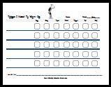 Chore charts, Behavior charts, Behavior contracts!