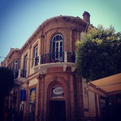 """See 786 photos from 11383 visitors about architecture, café, and passport. """"Probably the best place in Cyprus for shopping! Near to Ledra street is. Best Places In Cyprus, Nicosia Cyprus, The Good Place, Mansions, Architecture, Street, House Styles, Home, Decor"""