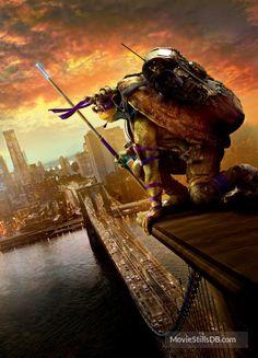 Teenage Mutant Ninja Turtles 2  - Promotional art