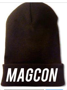 Magcon beanie/ Freshtops