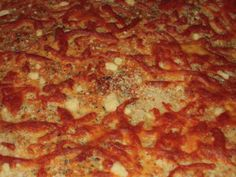Herb & Cheese Focaccia Bread