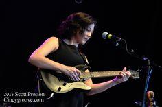 Photos – Amanda Shires, 6/4/15, PNC Pavilion, Cincinnati, OH