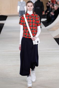 Marc by Marc Jacobs Fall 2014 Ready-to-Wear Fashion Show - Mariina Keskitalo