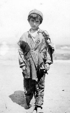 Onnig Alexandrian, an Armenian orphan - probably during the Genocide. Did he survive or not?