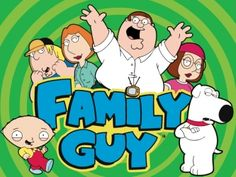 Family Guy - how can you not love Stewie