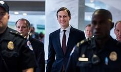 Jared Kushner's explanations on Russia reveal a man wholly unsuited to his job | US news | The Guardian