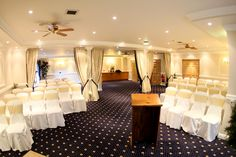 Georgian Suite and Ceremony Room