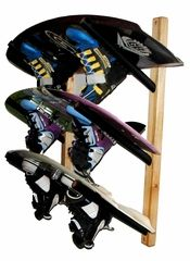 Wakeboard Wall Racks #wakeboardstorage #storeyourboard
