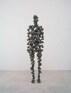 Antony Gormley  Quelle: zeroing  #Antony Gormley #sculpture #art