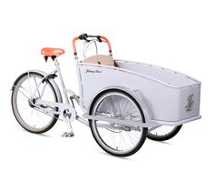 Cargo Cruisers Danish / Dutch style bicycle by Johnyy Loco €1,849.00