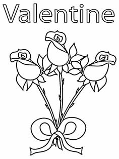 valentines day animals coloring pages - photo#34