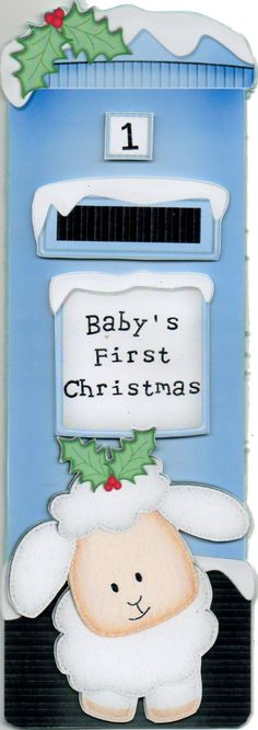 Babys 1st Christmas Baby's First Christmas Card, Babys 1st Christmas, Snoopy, Christmas Ornaments, Holiday Decor, Christmas Ornament, Christmas Topiary, Christmas Decorations