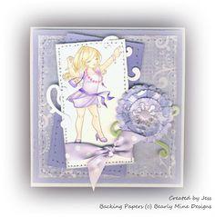 GorJessCardsnCrafts: Cards Children's