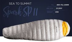 Sea to Summit Spark SP II Sleeping Bag