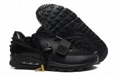 Nike Air Yeezy 2 Sp Max 90 The Series Trainers Black