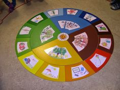I love free printable games for kids and this one is great. I love free printable games for kids and this on. Diy Montessori, Montessori Science, Maria Montessori, Montessori Materials, Classroom Birthday, Creative Activities, Outdoor Blanket, Seasons, Teaching