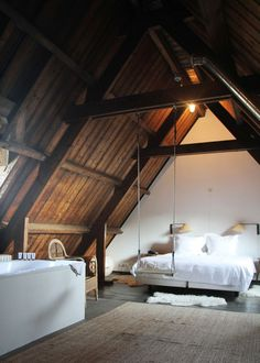 So in love with this attic