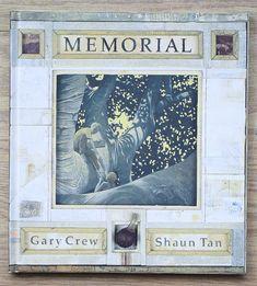 Memorial illustrated by Shaun Tan