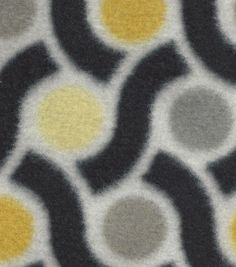 Anti-Pill Fleece Fabric Geoform Oro Online Craft Store, Craft Stores, Textile Patterns, Textiles, Joann Fabrics, Dog Coats, Fleece Fabric, Fabric Crafts, Animal Print Rug