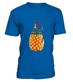 """# T-Shirt, Pineapple Grenade, Explosive Summer .  Special Offer, not available in shops      Comes in a variety of styles and colours      Buy yours now before it is too late!      Secured payment via Visa / Mastercard / Amex / PayPal      How to place an order            Choose the model from the drop-down menu      Click on """"Buy it now""""      Choose the size and the quantity      Add your delivery address and bank details      And that's it!      Tags: Great addition to your Summer…"""