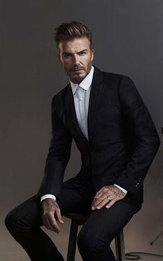 David Beckham for H&M Modern Essentials Autumn 2015 David Beckham Terno, Estilo David Beckham, David Beckham Suit, David Beckham Style, Corporate Portrait, Corporate Headshots, Business Portrait, Business Headshots, Studio Portrait Photography