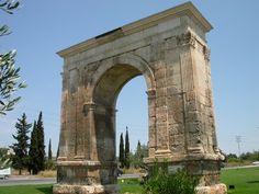 Tarragona Arco de Barà