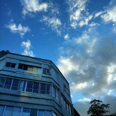 angelina_ysj 퇴근길 / #골목 #거리 #하늘 / 부산 중 중앙 / 2012 08 31 /