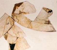 image Greek Pottery, Ancient Greek, Sea Shells, Disney Characters, Fictional Characters, World, Image, Art, Rome