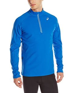 ASICS Asics Men'S Thermal Xp Extra Protection 1/2 Zip Top. #asics #cloth #