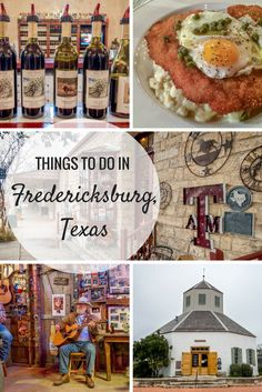 There are so many things to do in Fredericksburg, Texas. From wine tasting to learning about the town's history, a visit here makes for a great weekend in the Hill Country. Texas Vacations, Texas Roadtrip, Texas Travel, Travel Usa, Family Vacations, Family Travel, Alabama Vacation, Family Trips, Canada Travel