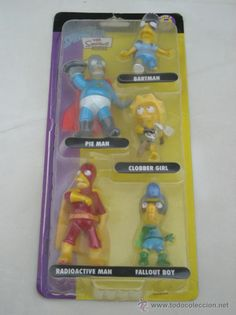 """""""Greetings from Springfield"""" de THE SIMPSONS - Serie 5"""