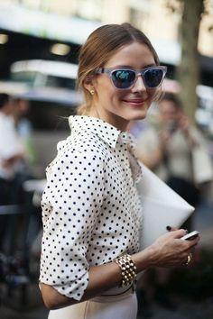Style Inspiration: Blue & White