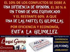 Sobre negociación, eficiencia e idiocia.  www.josemanuelarroyo.com