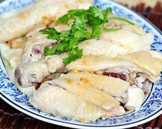 Chicken Rice   Chicken Rice Recipe   Hainanese Chicken Rice   Easy Asian Recipes at RasaMalaysia.com - Page 2