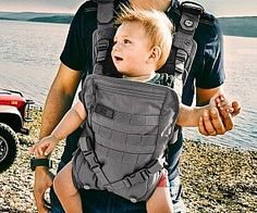 Military Grade Baby Carrier